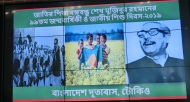 Celebration of Birthday of Bangabandhu
